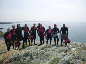 Stag Dos with Anglesey Adventures